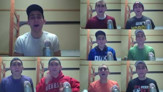 Impressive Acapella Cover of Bastille's 'Pompeii' - Video