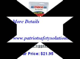 Mace Pepper Spray - www.patriotsafetysolutions.com - Video