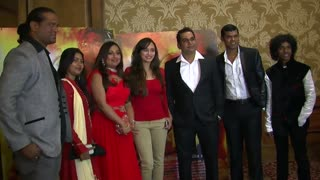 Priyatama - Music Launch - Latest Marathi Film - Siddharth Jadhav & Girija Joshi! - Video