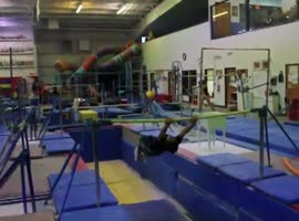 Gymnasts Painful - Video