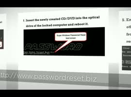 How to Reset Windows Password on Windows 7,8,XP,Vista - Video