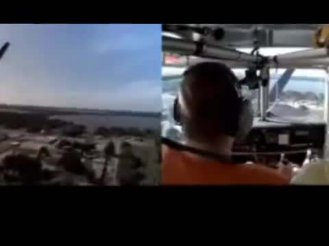 Pilot Instructor lands his plane on freeway when engine stalls