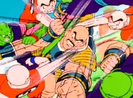 Dragon Ball Z The Legacy of The Saiyans - Video