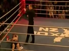 The Most Ridiculous Knock Out Of All Time - Video