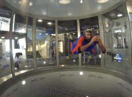 Rubik's Cube In a Wind Tunnel! - Video