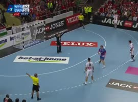 Worst Handball Penalty Ever - Video