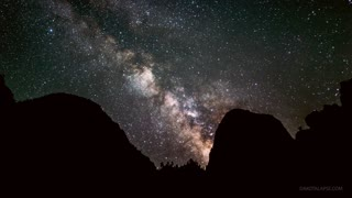 Breathtaking Night Sky Timelapse: 'Huelux'