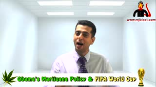 Obama's Marijuana Policy & FIFA World Cup. - Video