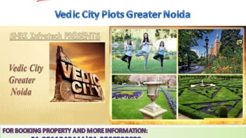 Shri Group Vedic City Plots Greater Noida – 09560535989 - Specifications