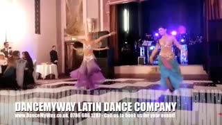 Bollywood  by Dancemyway Latin Dance Company - Video