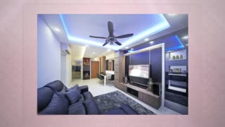 Interior Designs Singapore HDB Flat - Video
