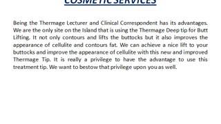 Eye Cosmetic Surgery - Video