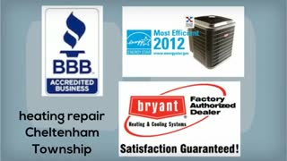 air conditioning service Cheltenham Township - Video