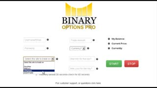 Binary Option Software - Video