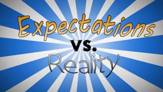 Sandcastles - Expectations VS. Reality - Video