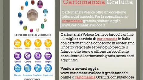 Cartomanzia - Cartomanziaveloce.it
