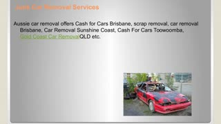 Gold Coast Car Removal - Video