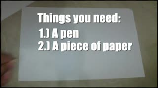 How To Draw One Direction in Under 1 Minute - Super Easy Tutorial - Video