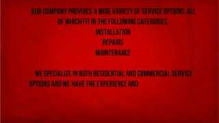 air conditioning Redwood City - Video