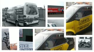 Van Wrapping West Midlands - Video