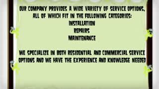 air conditioning service Palo Alto - Video