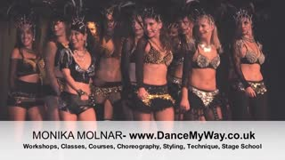 Join the Best Samba Classes in London at Dance My Way - Video