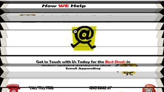 Top Quality Email Appending Services - Video