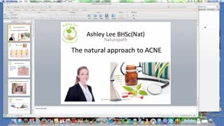 Guest Speaker- Ashley Lee- Diet and Skin 6-08-14 7.39 PM.mov - Video
