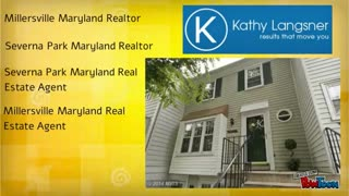 Severna Park Maryland Realtor - Video