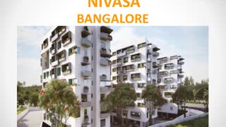Nivasa Apartment Bangalore | Nivasa Apartment Hoskote | Properties in Hoskote | Commonfloor - Video