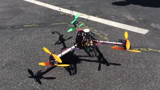 dji hexacopter - Video