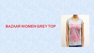 Women Tshirts - Video