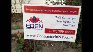 Roof Repair - www.contractorinny.com - Video