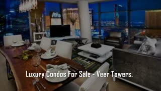 Veer Towers Citycenter Las Vegas - Video