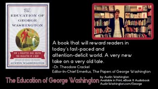 George Washington Book | George Washington Biography | George Washington Cherry Tree - Video