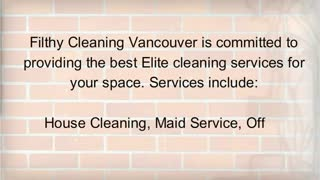 House Cleaning - Video