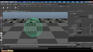 3D Maya Glass tutorial - Video