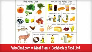 Paleo diet food list - Video