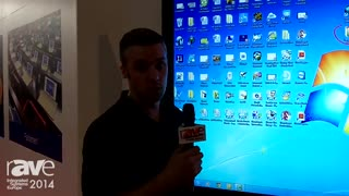 Genee Multitouch LED Screen - Video