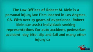 Personal Injury Attorney - Video