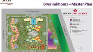 Sector-10 Noida Extension Brys Indihomz @9560535989 Brys Group Projects - Video