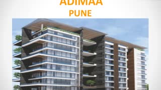 Adimaa Apartment Pune - Video