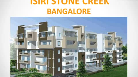 Stone Creek Bangalore
