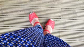Medicated Follower of Fashion: Great Plains Jumpsuit Review - Video