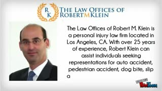 Personal Injury Lawyer - Video
