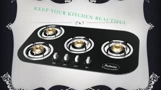 The Kaff Kitchen Appliances is Making Top Built in Hobs - Video