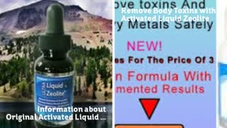 Improve Health with Liquid Zeolite - Video