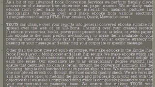 Outsourcing Data Conversion to India - Video