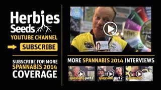 Genehtik Seeds Interview @ Spannabis 2014 in Barcelona Spain - Video