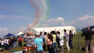 Freccie Tricolori - Video
